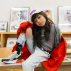 Nike Collabs with 9-Year-Old Designer Dear Giana for A Girl-Power Sportswear Collaboration